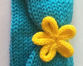 Teenager Headband, handmade knitted collection
