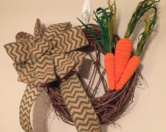 Bunny Treats Wreath