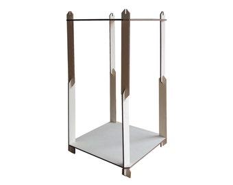 Laser cut wood modular shelf,plywood furniture,wood storage shelf,wood corner shelf,modular furniture,wood modular shelving,plywood shelf