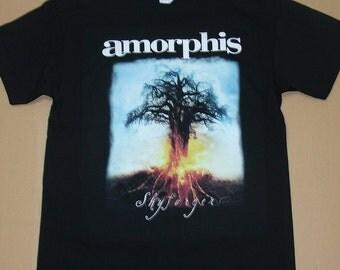 Amorphis, Skyforger, T-shirt 100% Cotton