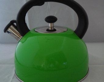 Vintage Whistling kettle