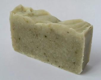 Organic Spearmint Soap