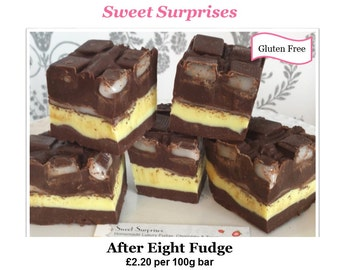 After Eight Fudge GLUTEN FREE - Straight from the Kitchen!