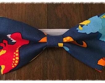 Dino Tie, Dinosaurs Tie, Dinosaur Tie, Dinosaurs Bowtie, Dino Bowtie