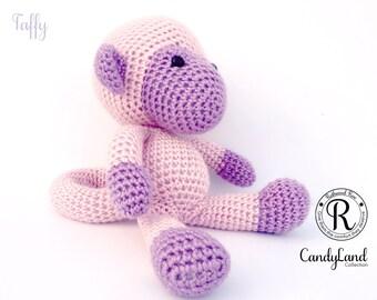 Taffy Michael - pink monkey