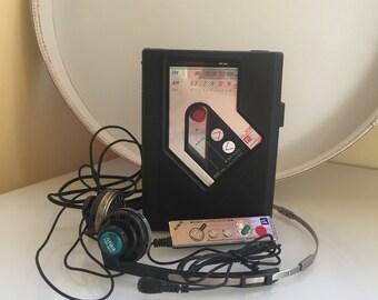 Vintage Walkman AIWA HS-J08