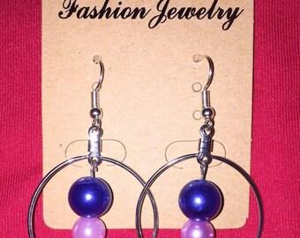 cute hoops earrings