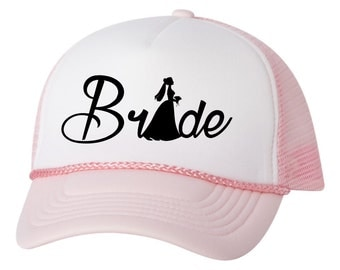 bachelorette Party Bride Hat