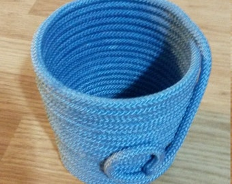 Blue rope utinsil holdet
