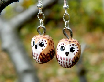 OWL earrings OWL