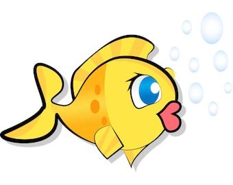 Fisch clipart  Goldfisch Clipart Fisch-clipart