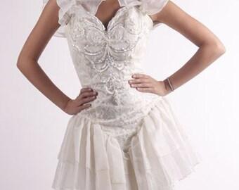 Wedding / evening dress Karen Okada for David Howard