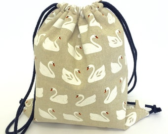 Backpack gym bags for children
