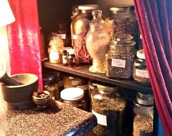 Soothing Herbal Tea Blend