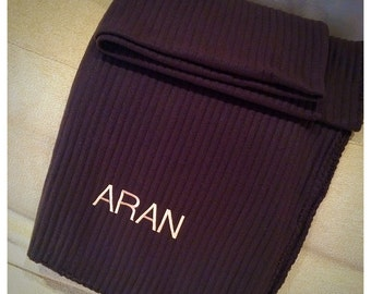 Personalized blankets , order one with your name