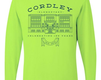 Cordley 100 Long Sleeve TShirt