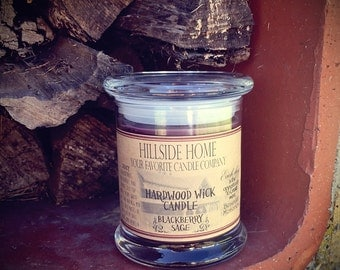 highly scented jar candles, wood wick jar candles, long burning candles, high quality wax