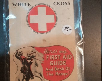 Lone Ranger First Aid Guide