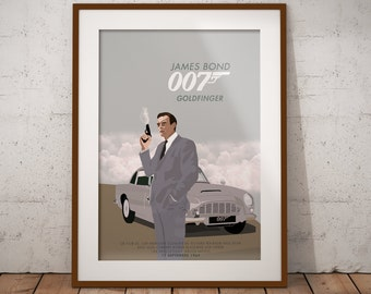 Poster - James Bond