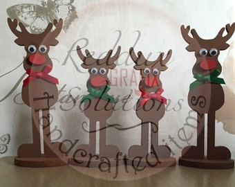 Perosnalised reindeers