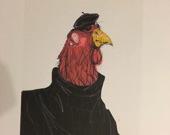 Beatnik Fowl