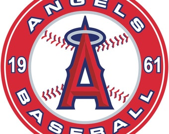 Los Angeles Angels Decal/Sticker