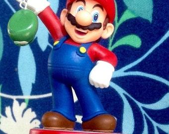 Super Mario Bros. Luigi's Cap Earrings