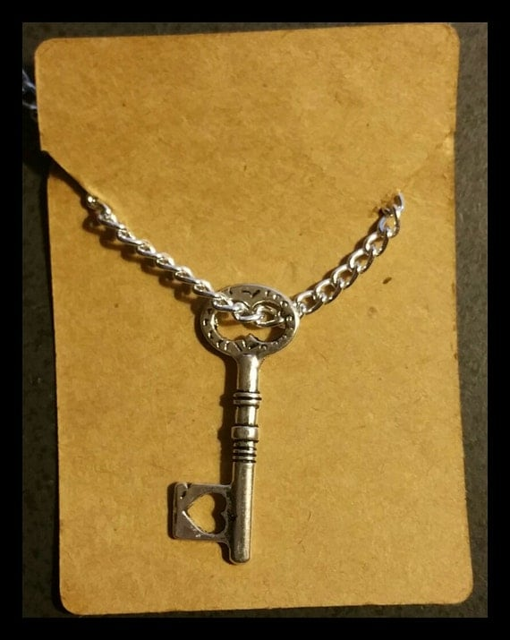 Simple Reminders Key to the Kingdom Necklace