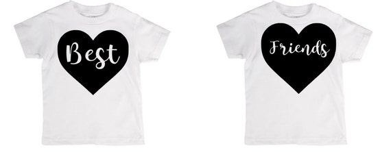 Sale Best Friends Shirt Set Twin Clothing Best Friends Well Wreapped