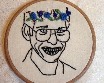 Bill Haverchuck, Freaks and Geeks handemade portrait