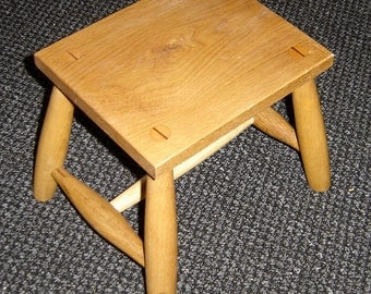 Viking step stool