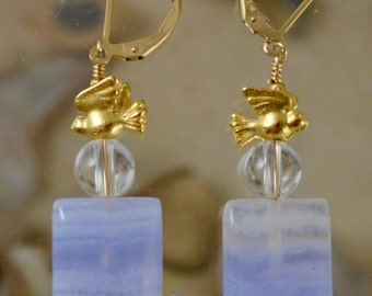 Aeris Bird Earrings