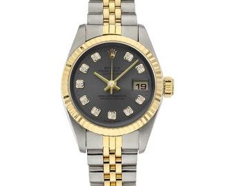Rolex 69173 Datejust Ladies Watch