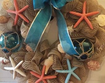 Star of the Sea Wreath