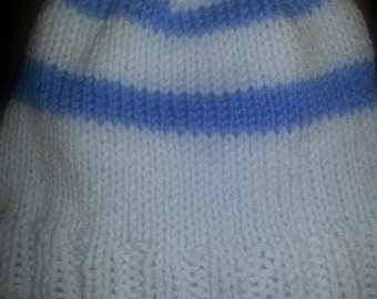 Striped Knitted Beanies