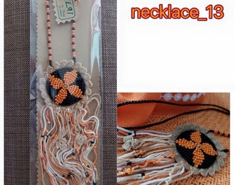 Bohemian Necklace 13