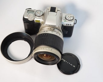 Pentax ZX-5 SLR with 28-80mm Lens