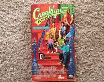 Crooklyn VHS 1994