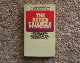 The Devil's Tringle by Richard Winer [1977 - paperback]