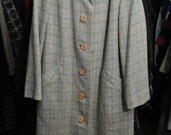 Vintage 1970's Pendleton Wool Coat