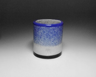 espresso Cup set, espresso cups ceramic, Cup, blue gray white coffee cups