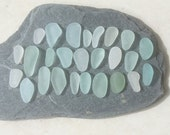 50gms of Scottish Sea Glass Nuggets, Mermaids Tears, Scottish Sea Glass, Genuine Sea Glass, Sea Glass, Craft Supply, Mosaic Supply, Nuggets