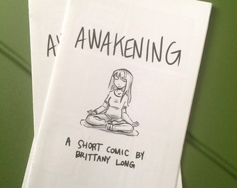 Awakening mini comic