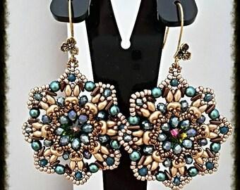Carmen Russo's Scheme of Sea Star earrings