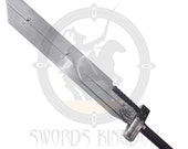 Cloud Buster Sword From Video Game featured image