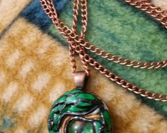 Dragon's Eye necklace
