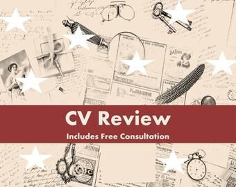 CV Review