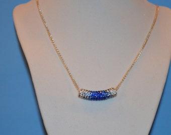 Sheek Shimmer Necklace