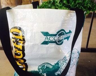Feed sack bags