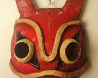 Forest Spirit Mask